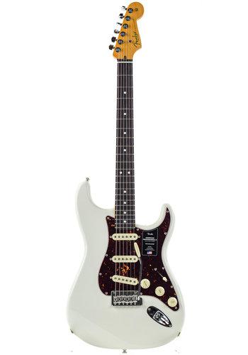 Fender Fender American Pro II Stratocaster Olympic White RW