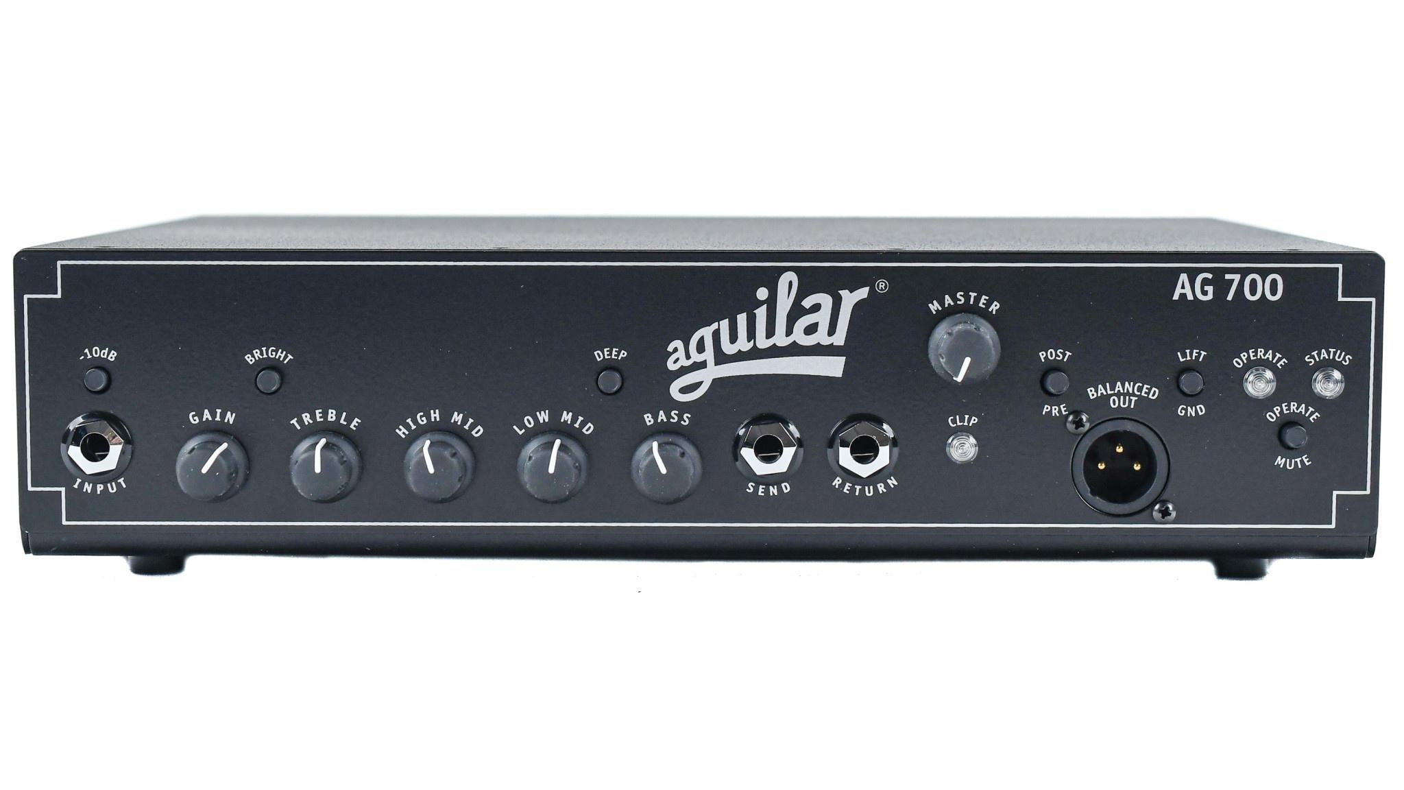 Aguilar AG700 Bass Head
