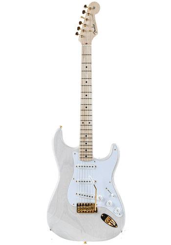 Fender Custom Fender Custom Shop 57 Stratocaster White Blonde NOS