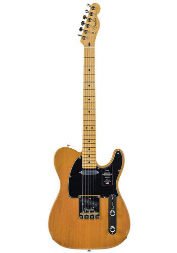 Fender Fender American Pro II Telecaster Butterscotch Blonde