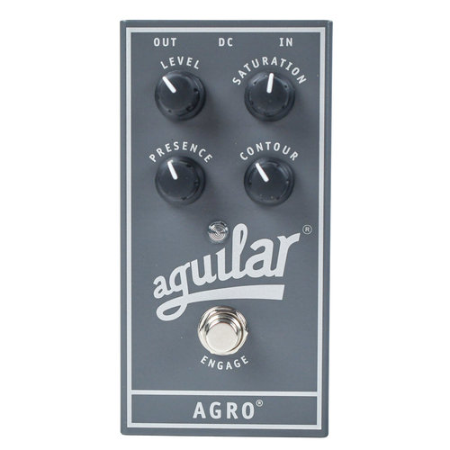 Aguilar Aguilar Agro Bass Overdrive Pedal