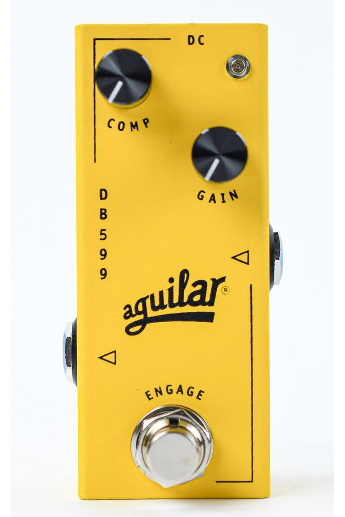 Aguilar DB599 Bass Compressor Pedal