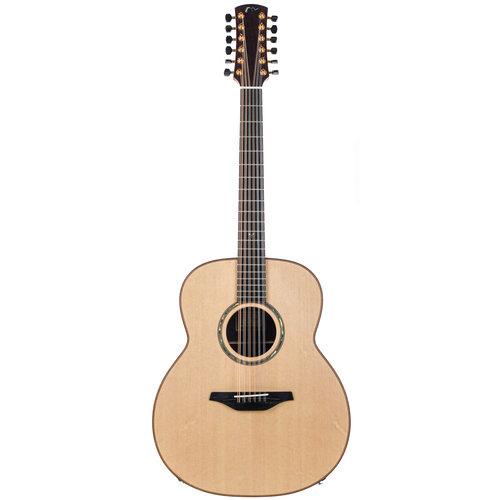 McIlroy McIlroy AJ30 12 String Sitka Indian Rosewood