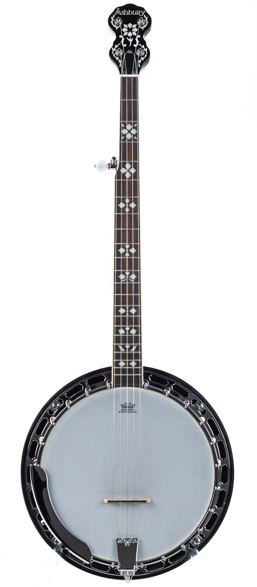 Ashbury AB45 5 String Resonator Banjo