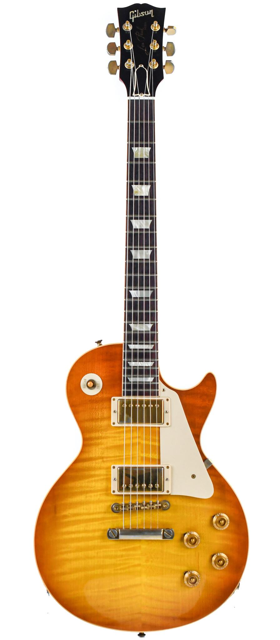 Gibson Les Paul R8 Iced Tea Burst 2005