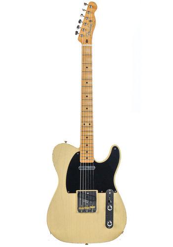 Fender Fender Vintera Road Worn 50s Telecaster Vintage Blonde