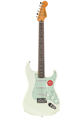 Squier Squier Classic Vibe 60s Stratocaster Olympic White LTD Edition