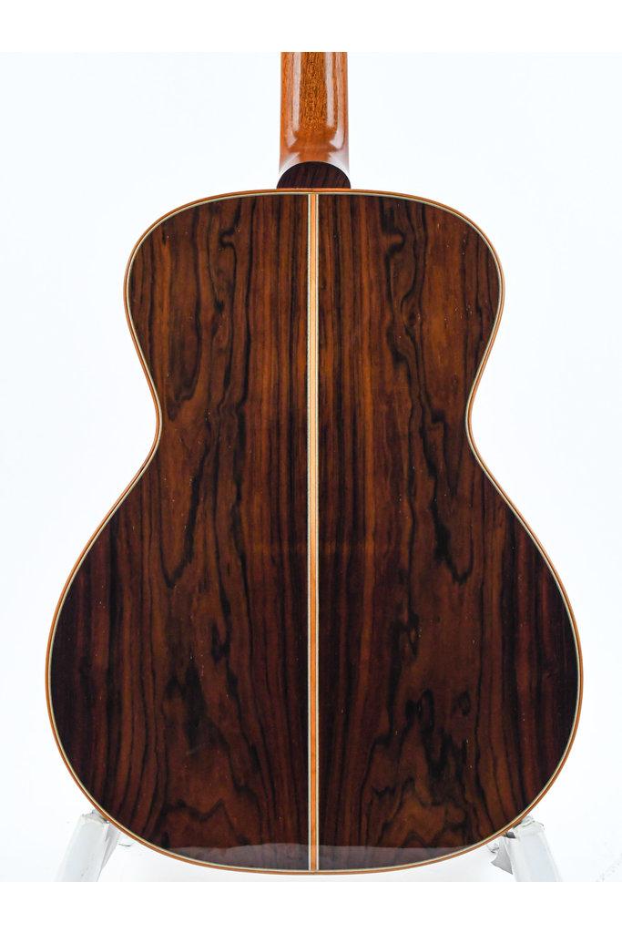 Lakewood M54 Brazilian Rosewood Bearclaw Spruce 1997