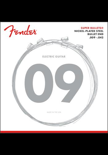 Fender Fender Super Bullets Nickel Plated Steel 09-42