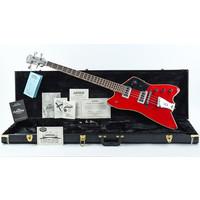 Gretsch G6199 Billy Bo Bass Firebird Red