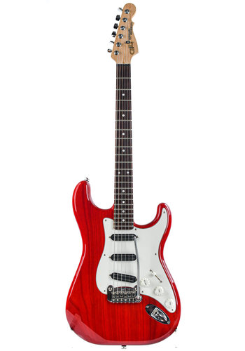G&L G&L Legacy Special Fullerton USA Trans Red 1990s