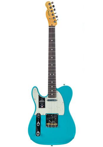 Fender Fender American Pro II Telecaster Miami Blue Lefty
