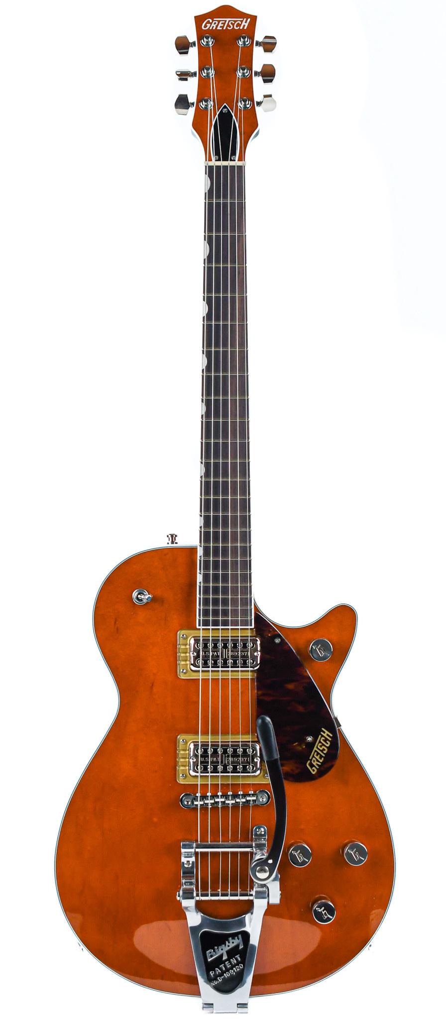 Gretsch G6128T Players Edition Jet FT Roundup Orange
