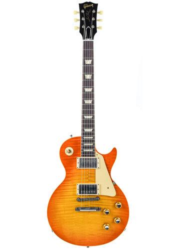 Gibson Gibson 60th Anniversary 1960 Les Paul Standard V2 VOS Orange Lemon Fade #01248