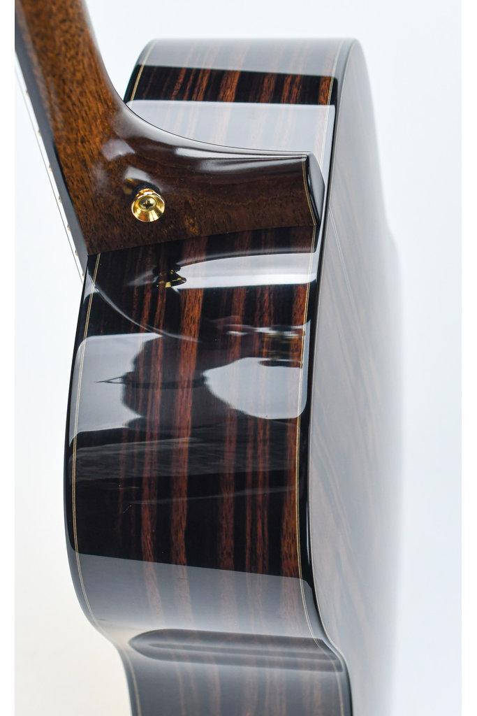 Goodall Standard Macassar Ebony German Spruce 2018