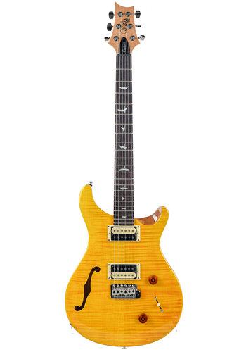 PRS PRS SE Custom 22 Semi Hollow Santana Yellow