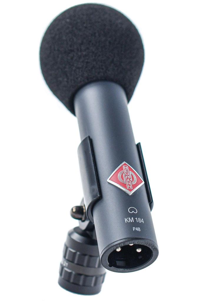 Neumann KM184 MT Stereo Set