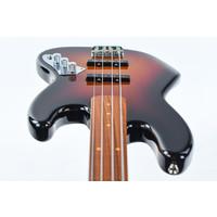 Fender Jaco Pastorius Jazz Bass Fretless 3 Color Sunburst