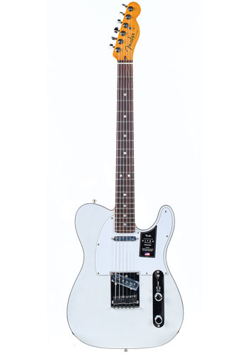 Fender Fender American Ultra Telecaster Arctic Pearl RW