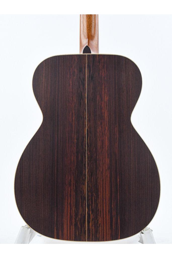 McNally OM32 Rosewood Spruce