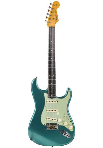 Fender Custom Fender Custom Shop '60s Stratocaster Relic Sherwood Metallic