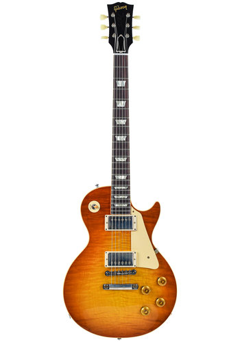 Gibson Gibson Custom 1959 Les Paul Standard Washed Cherry Sunburst VOS