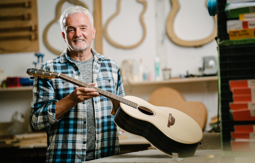 Lowden 70th Anniversary Limited Edition Guitars!