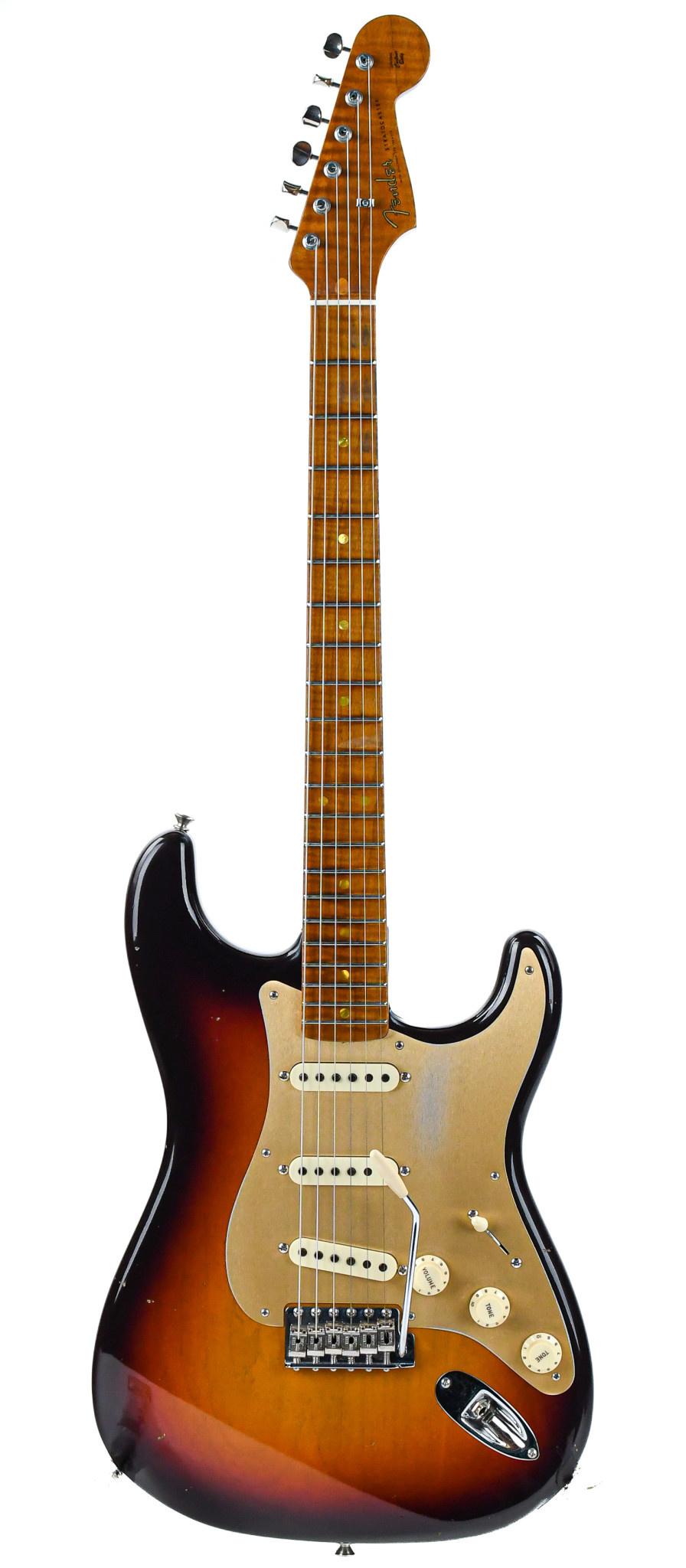 Fender Custom LTD 58 Special Strat Journeyman 2020