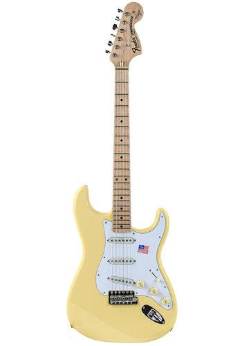 Fender Fender Yngwie Malmsteen Signature Stratocaster Vintage White