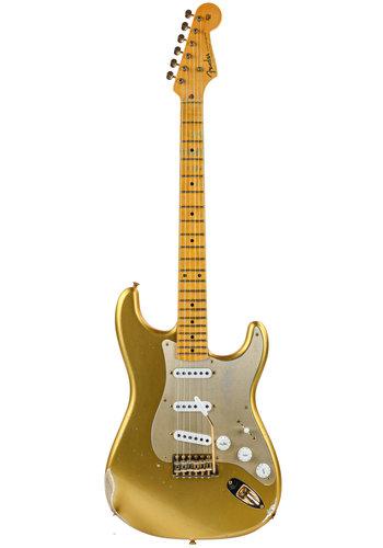 Fender Custom Fender Custom Shop LTD Edition '55 Stratocaster Aged HLE Gold Relic