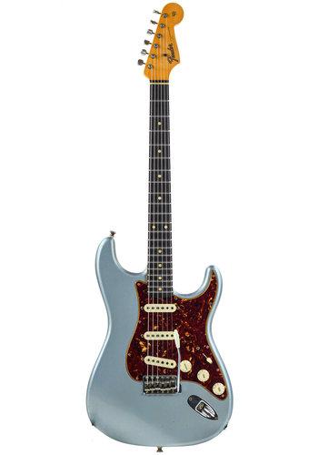 Fender Custom Fender Custom Shop Post Modern Stratocaster Ice Blue Metallic Journeyman Relic