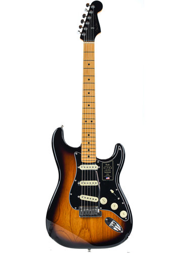 Fender Fender Ultra Luxe Stratocaster 2 Tone Sunburst Maple