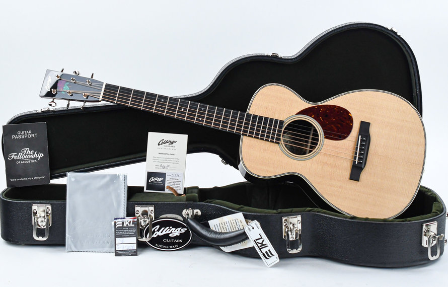 Unique 20th Anniversary guitars at The Fellowship of Acoustics