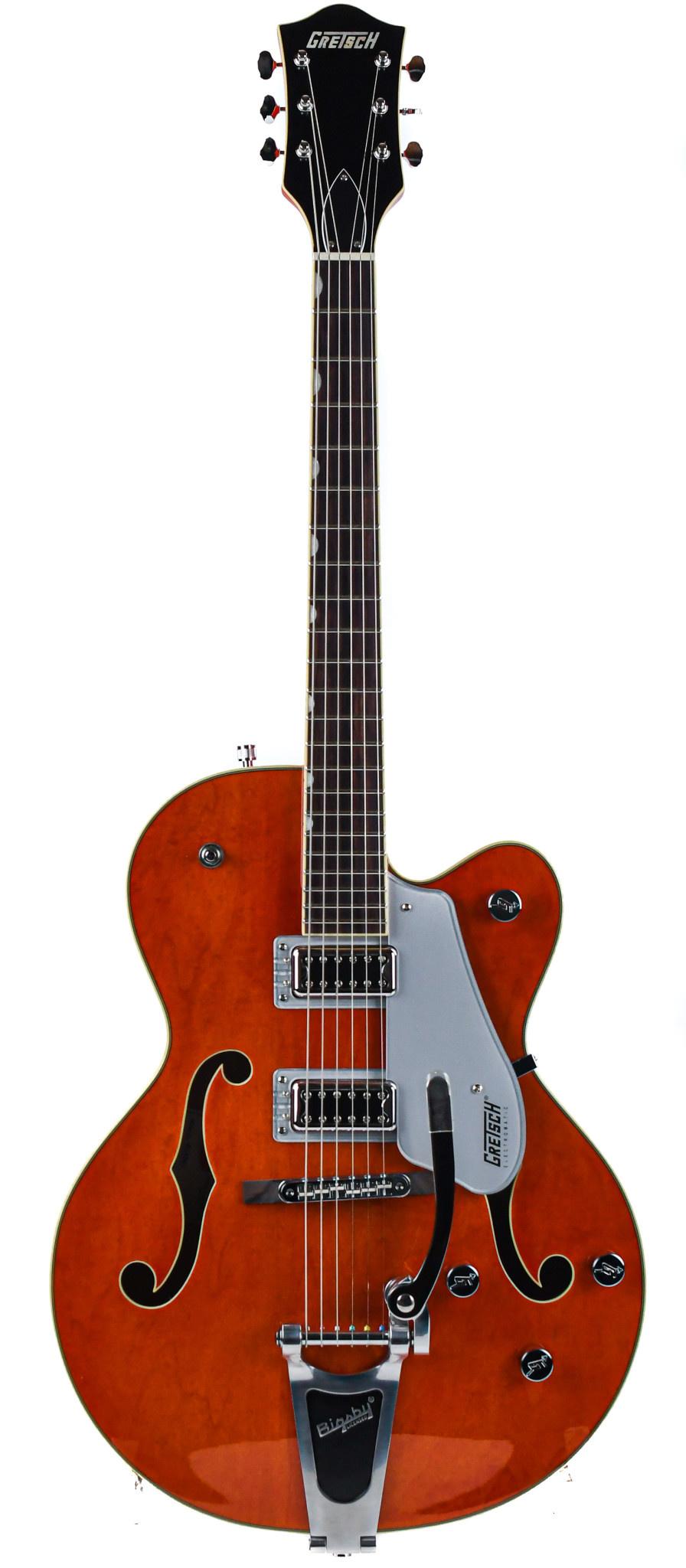 Gretsch G5420T Electromatic Orange Stain