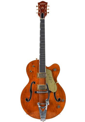Gretsch Gretsch Custom Shop G6120T-59 Chet Atkins Vintage Orange Stain Relic