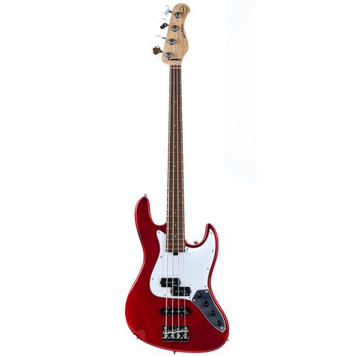 Sadowsky Sadowsky MetroExpress Hybrid P/J Bass 4 String Candy Apple Red