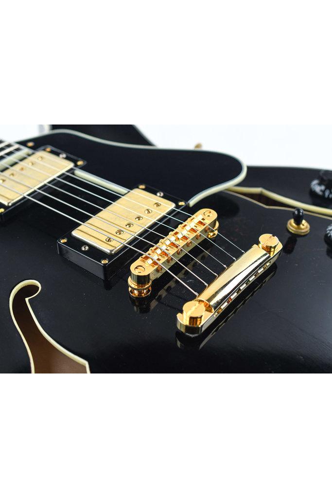 Eastman T59/v Antique Black TFOA 20th Anniversary Edition
