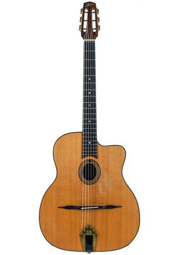 Atkin Alister Atkin Petite Bouche Gypsy Guitar Used
