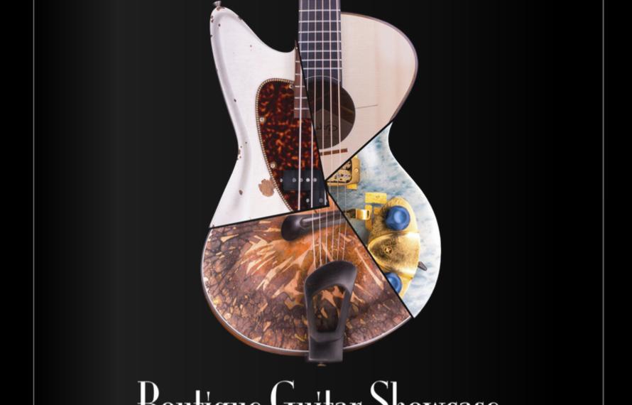 Boutique Guitar Showcase enTour 2021 at The Fellowship of Acoustics