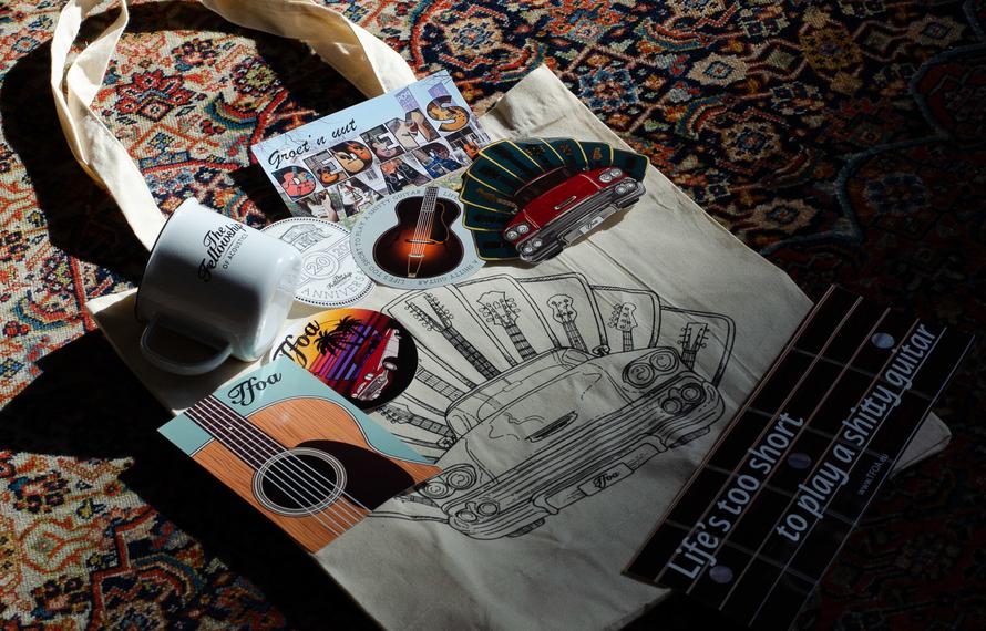Gratis Exclusieve Goodie Bag! | TFOA's 20th Anniversary