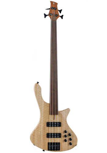 Cole Clark Cole Clark LLB4 Fretless Bass by Neil Kennedy