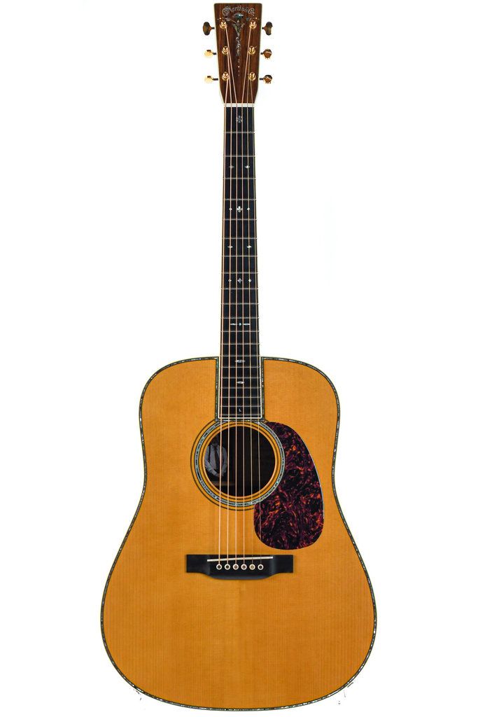 Martin D45 Mike Longworth Limited Edition 2004