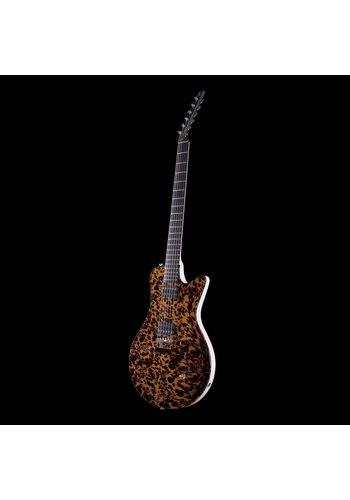 R. Robinson Guitars F Model/Leopard Face
