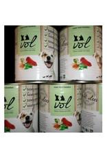 VOL voeding VOL blik - Kalkoen met wortel - 400 gr - 6 stuks