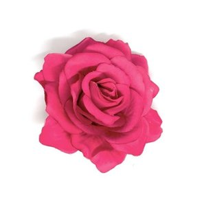 Collectif: Rose Hair Clip 'VERITY''