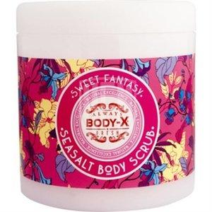 Body X: Seasalt Bodyscrub Sweet Fantasy