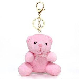 Teddy Bear handbag Charm. Diverse kleuren.