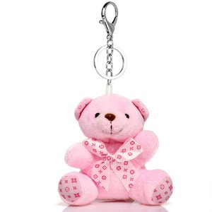 Teddy Bear Bag Charm. Diverse kleuren.