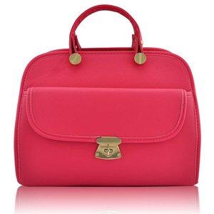 Pink Womens Satchel