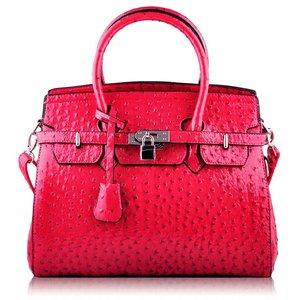 Luxury Pink Tote Bag
